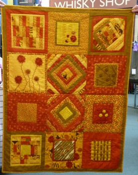 Judith intermediate quilt