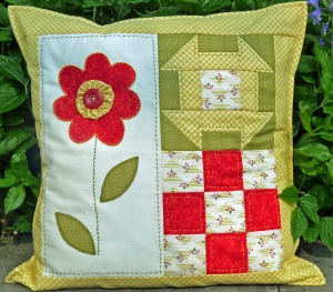 blooming marvelous cushion pic