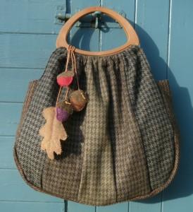 Linda's shopping bags